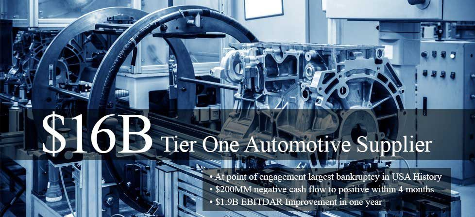 automotive supplier
